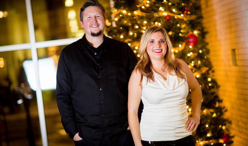 Image of Matt Hastad and Elisabeth Hunstad