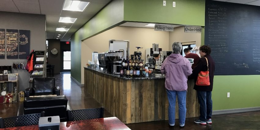 Image of coffee shop