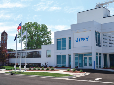 image of jiffy headquarters