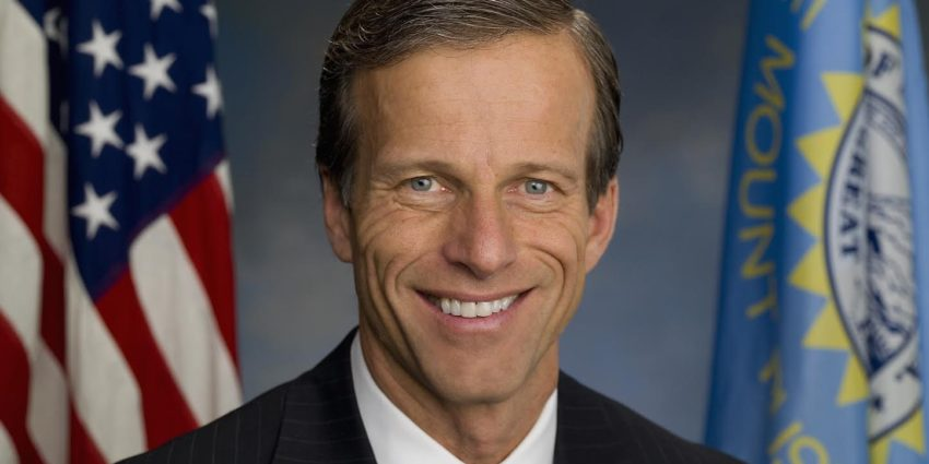 Image of U.S. Senator John Thune