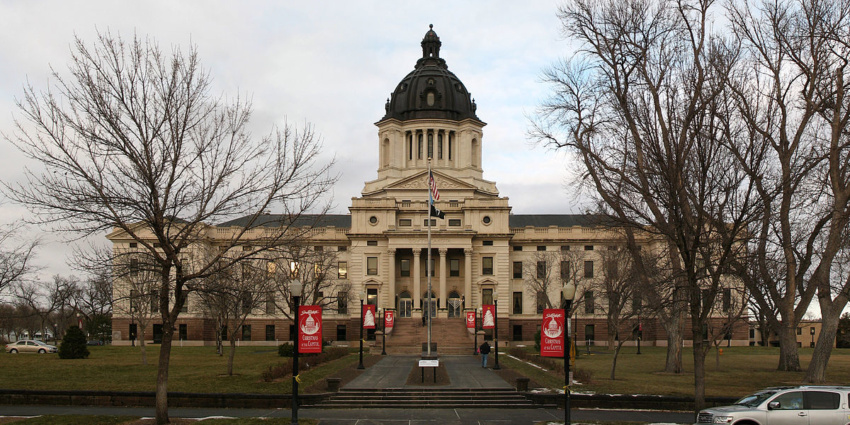 south dakota capitol capital
