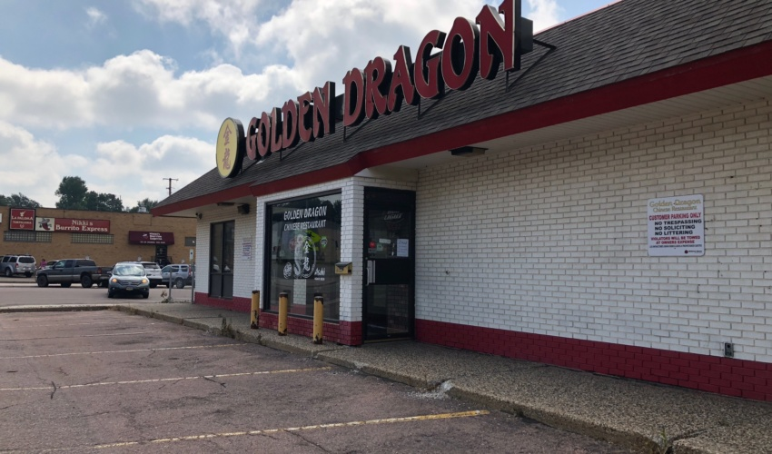 Golden dragon sioux falls sd five golden dragons film