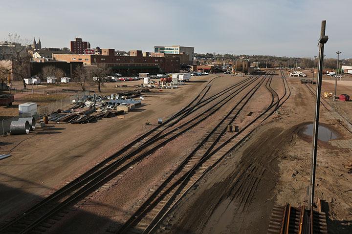 Rail Yard Development Plan To Be Announced Monday Siouxfalls Business