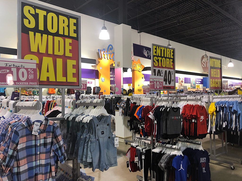 Gordmans Begins Going Out Of Business Sale At Sioux Falls Store Siouxfalls Business